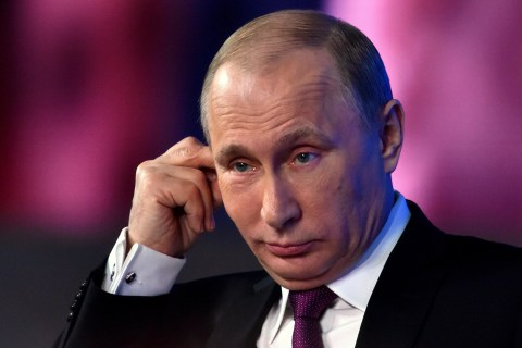 Grinch in a Pinch: Russia's