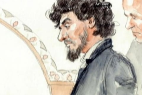 Bombing Suspect Tsarnaev Makes Rare Court Appearance