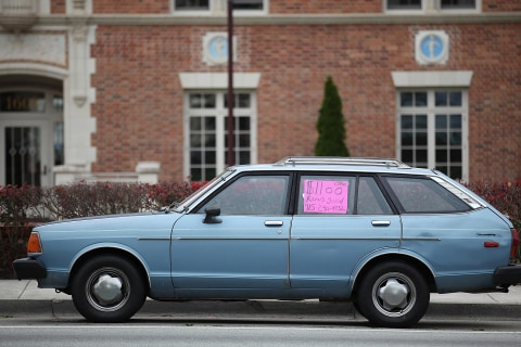 That Cheap Old Car Might Carry Deadly Cost for Teens: Study