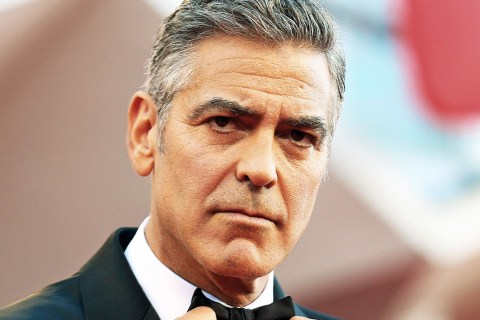 George Clooney Takes Over 'Downton Abbey' in Viral Video