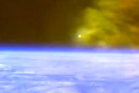 Video Shows Astronaut's-Eye View of Orion Spaceship Ride