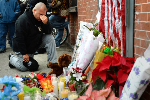 Steinbrenner Foundation Will Pay for Education of Slain Cop's Kids