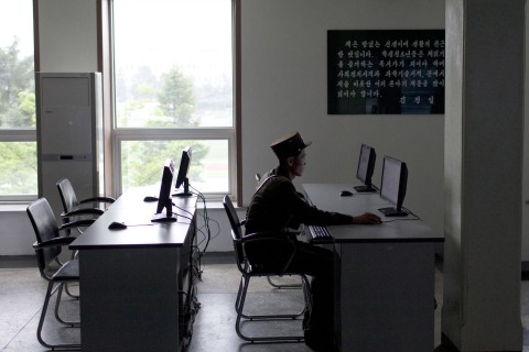 Offline: North Korea Suffers Widespread Internet Outage