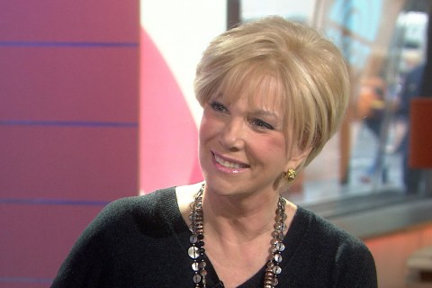 Joan Lunden: 'I Can See the Finish Line' In Battle With Breast Cancer