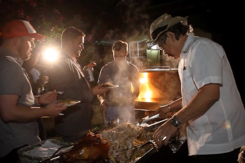 For Many U.S. Latinos, It's Not Christmas Without Roasted Pork