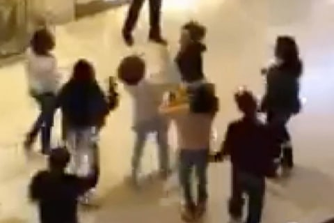 Brawl at the Mall: Teens Injured in 'Multiple Fights'