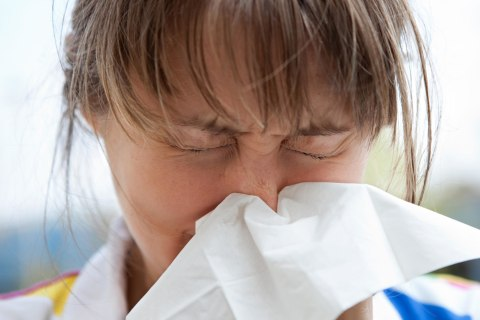Flu Rate Falling, But Epidemic Still Claiming Kids' Lives