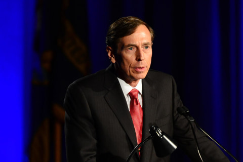 David Petraeus, Former CIA Director, Pleads Guilty to Mishandling Classified Information