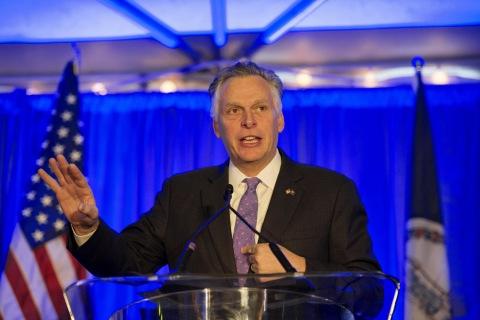 Va. Gov. McAuliffe: 'No Wrongdoing' in Campaign Donations