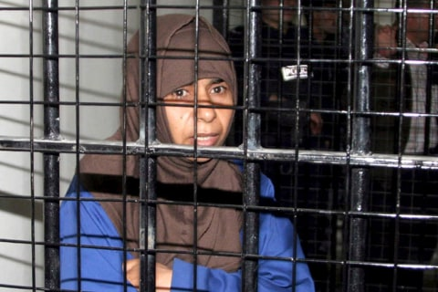 ISIS' Demand for Release of Sajida al-Rishawi Seen as Propaganda Ploy