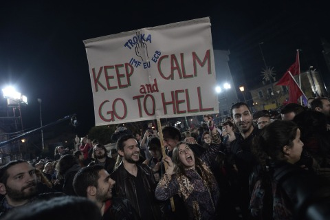 Left-Wing Syriza Party Sails to Major Win as Greece Rejects Austerity