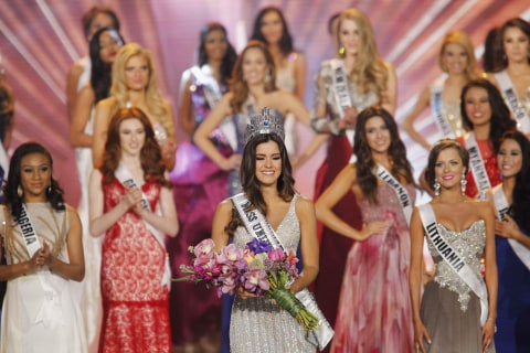 Miss Colombia Crowned Miss Universe, With Miss USA as Runner-Up