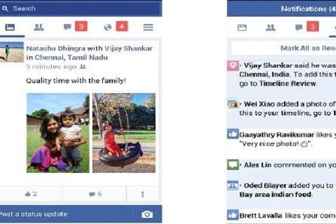 'Facebook Lite' App Targets Users in Sudan, Sri Lanka