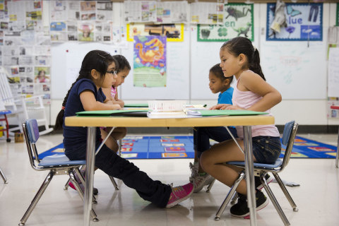 Report: Advantages For Low-Income Latino Kids With Foreign-Born Parent