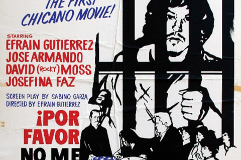 How A Pioneering Chicano Film Is Enjoying Rediscovery