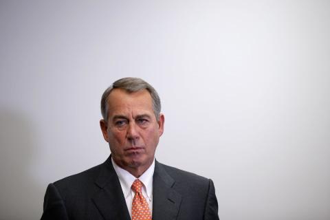 Upcoming Congressional Speech Backfires on Boehner, Netanyahu