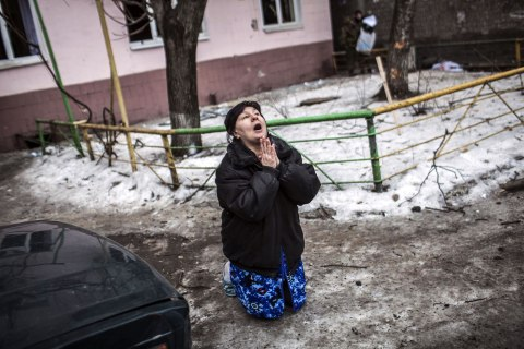 Fighting Escalates in Ukraine's Separatist Eastern Regions