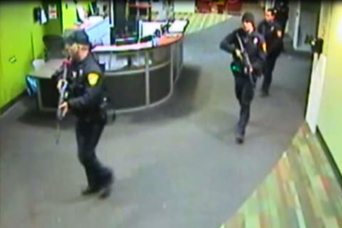 Florida State University Shooting: Surveillance Footage Released