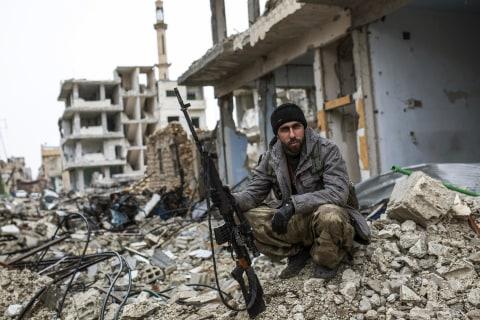 Syrian Town of Kobani Taken from ISIS: U.S. General