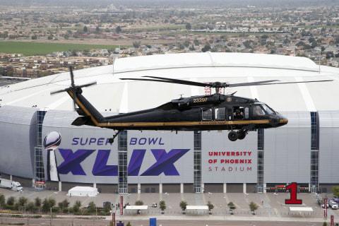 Super Bowl Is Law Enforcement's Biggest Game
