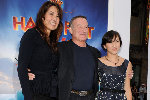 Robin Williams' Widow, Kids Settle Fight Over Estate: Attorneys
