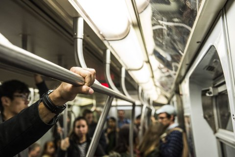 Germs of the New York Subway: Scores of Mysterious Microbes Found