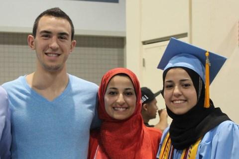 Community Center to Honor 3 Muslim-American North Carolina Students Murdered
