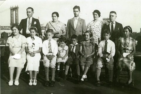 'Invisible Immigrants:' Migration From Spain, Through Family Photos