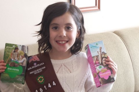Girl Scouts Turn Into YouTube Stars In Quest To Boost Cookie Sales