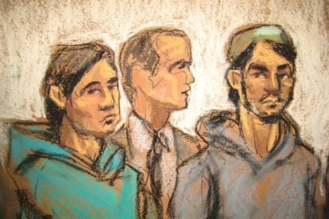 Man in Norfolk Questioned in Connection to NYC ISIS Plot