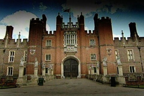Ghost Busted at Hampton Court: iPhone Glitch Suspected