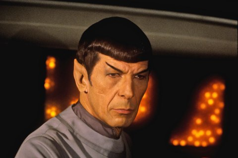 Leonard Nimoy, Spock from 'Star Trek,' Dies at 83