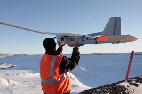 Drone Researchers Find a New Frontier in Alaska, the Arctic