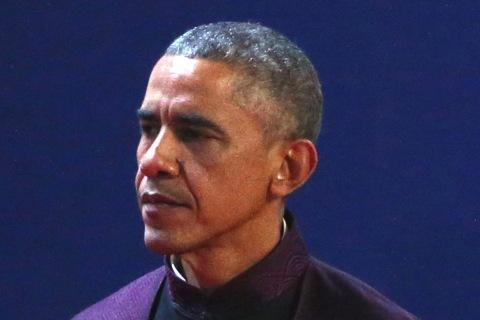 Obama Mourns Star Trek's Leonard Nimoy: 'I Loved Spock'