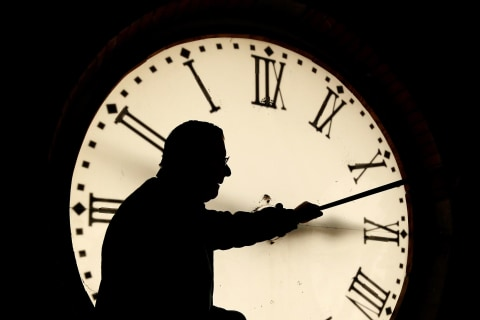 Tuesday's 'Leap Second' Could Wreak Havoc, But Probably Won't