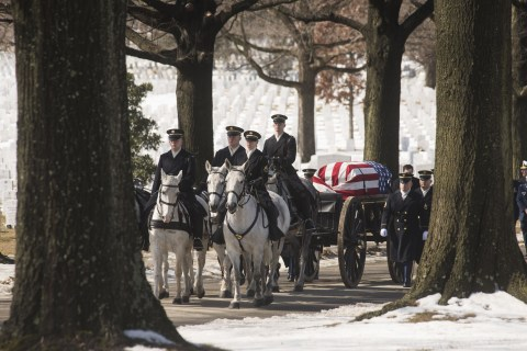 WWII Airman Buried 71 Years After Disappearance