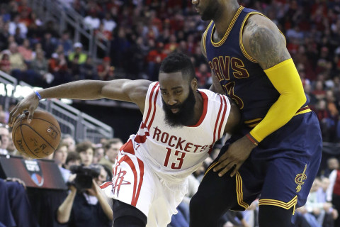 NBA Suspends James Harden a Game for Kick to LeBron James' Groin