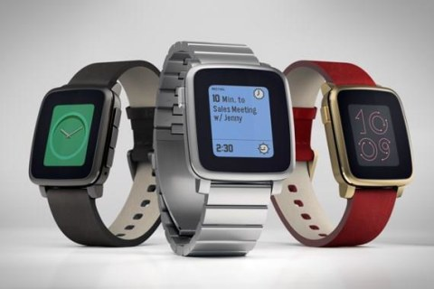 New 'Time Steel' Smartwatch P