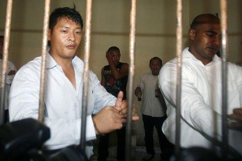 'Bali Nine': Australian Convicts Transferred to Indonesian Island for Execution