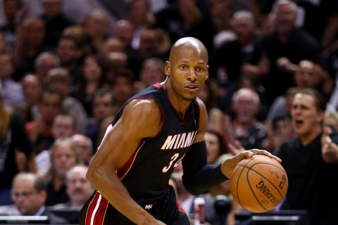 Ray Allen Announces He Will Not Play This Season