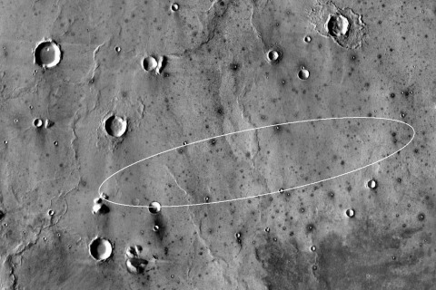 NASA Picks Prime Targ