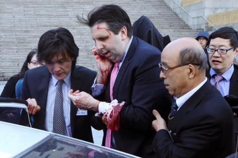 U.S. Ambassador Lippert Attacked in South Korea: How Did It Happen?