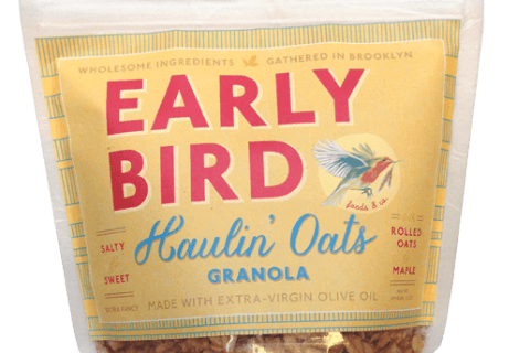Rockers Hall & Oates Sue 'Haulin' Oats' Granola Maker