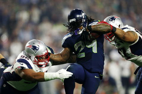 Marshawn Lynch Agrees to New Deal With Seahawks, Report Says