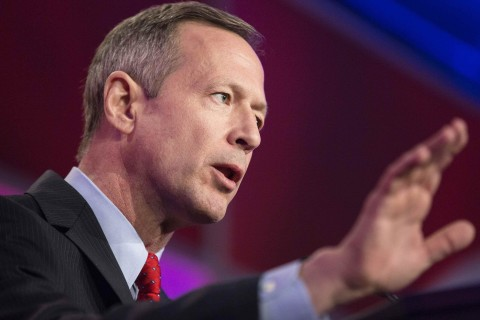 O'Malley is Best Suited To Fill The Clinton Gap. Can He Do It?