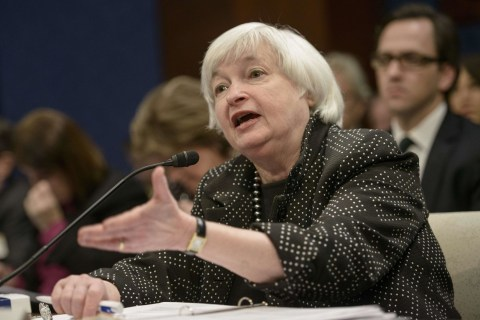 Fed Hints Rate Hikes Could Come, But Not in April