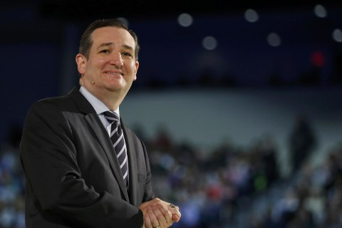 Ted Cruz Raises Half a Million In First Day As Presidential Candidate