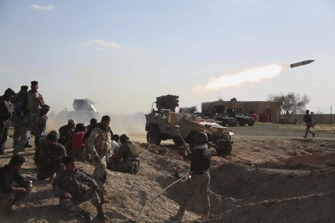 Fight for Tikrit: Iraqi Troops in Final Push to Retake City From ISIS