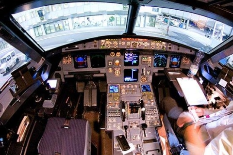 Airlines Adopt Two-in-the-Cockpit R