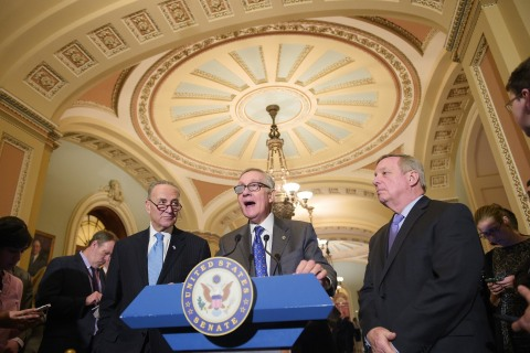 Harry Reid's Retirement Means a Scramble on the Hill and in Nevada Politics